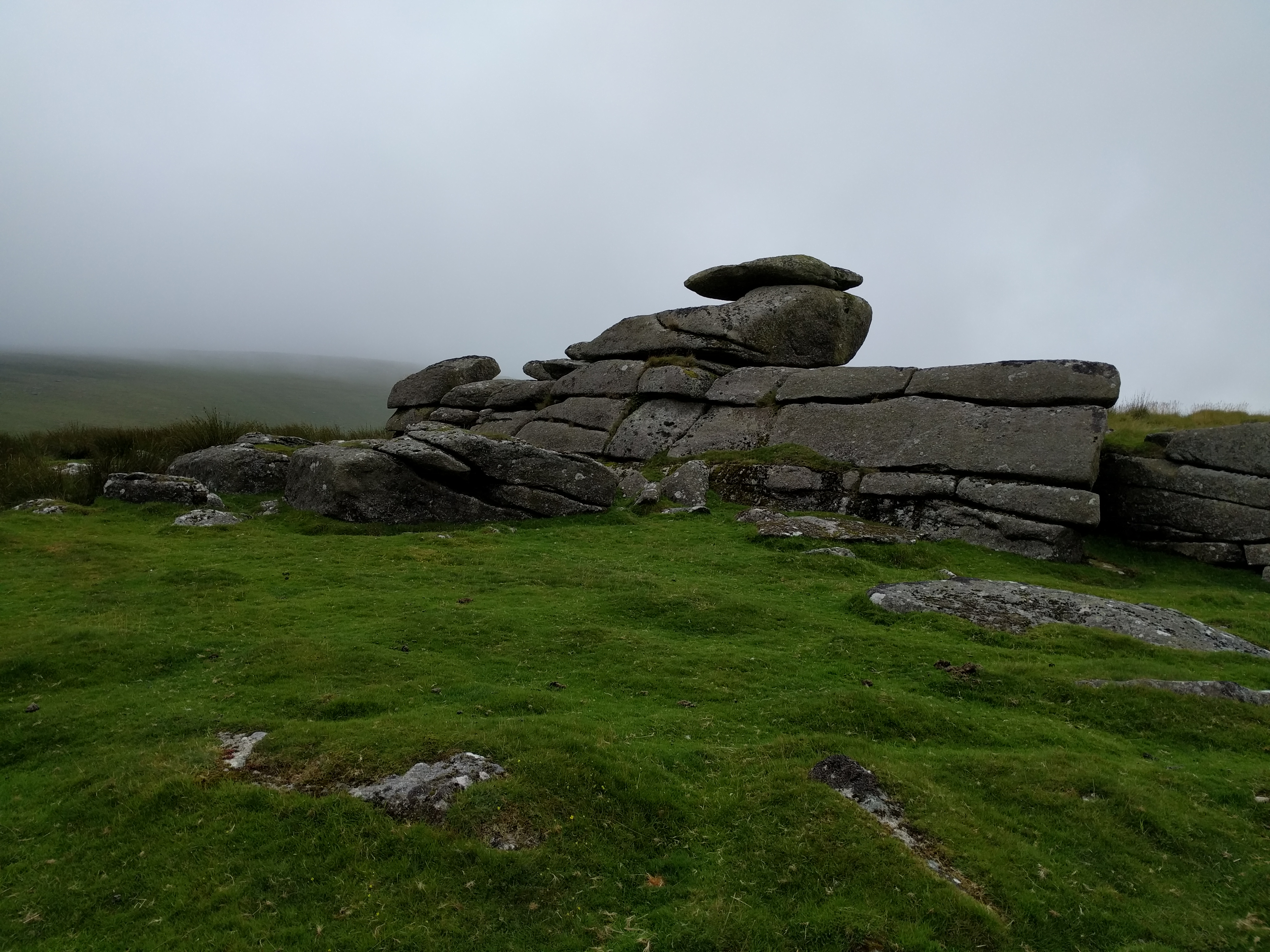 Shelstone Tor. I like this one #dartmoor #sh