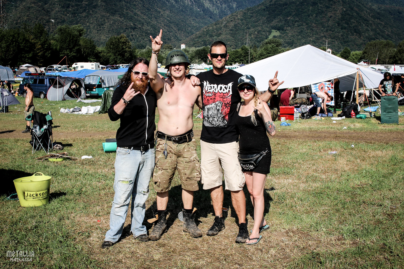 metaldays 2016, metaldays, metalcamp, metal festival, tolmin, metaldays camping, campsite