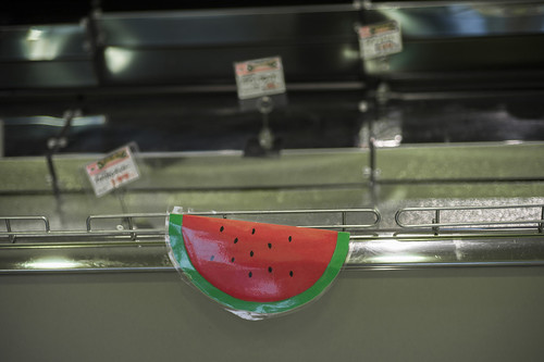 Sold out watermelon / LEICA M9 × C.Sonnar 50mm F1.5 ZM#