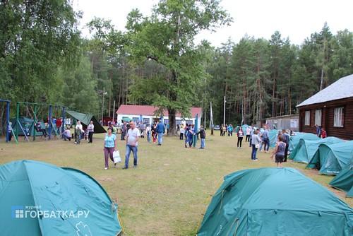 Палаточный лагерь «Турист»