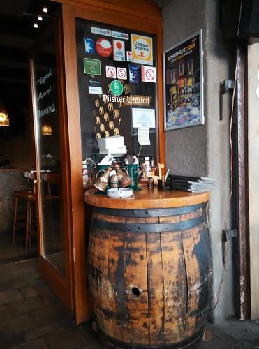 布拉格 Pivnice U Zlatého slona餐廳