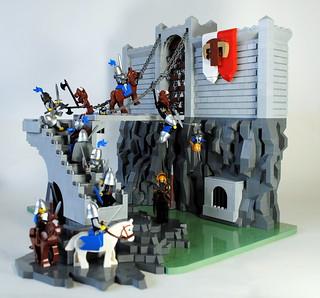 The Minotaur Brothers' Last Stand