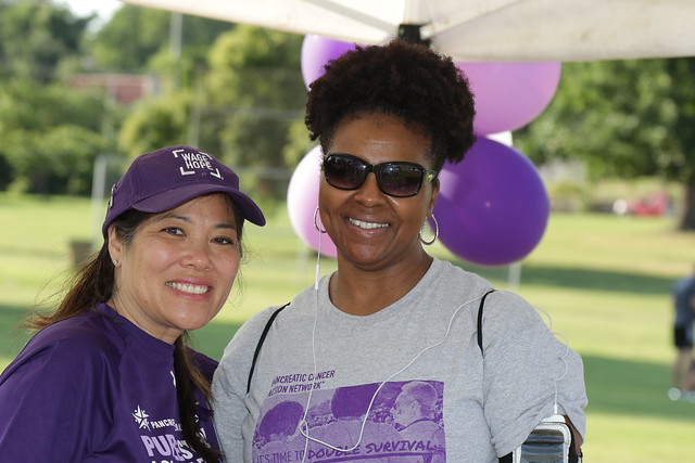 PurpleStride Oklahoma 2016 Presented by Cancer Treatment Centers of America and Mattress Firm