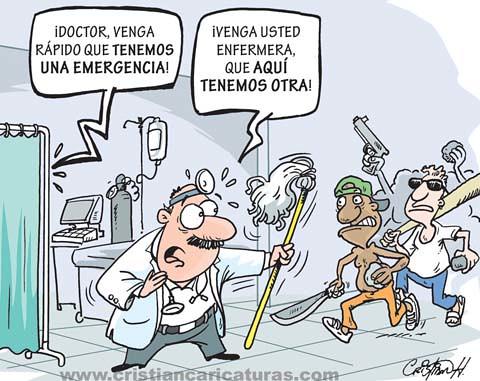 Otra emergencia