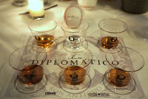 Diplomatico Rum @ Barcelona