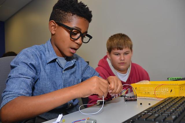 Duggan Academy Computer Camp