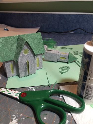 little gray church