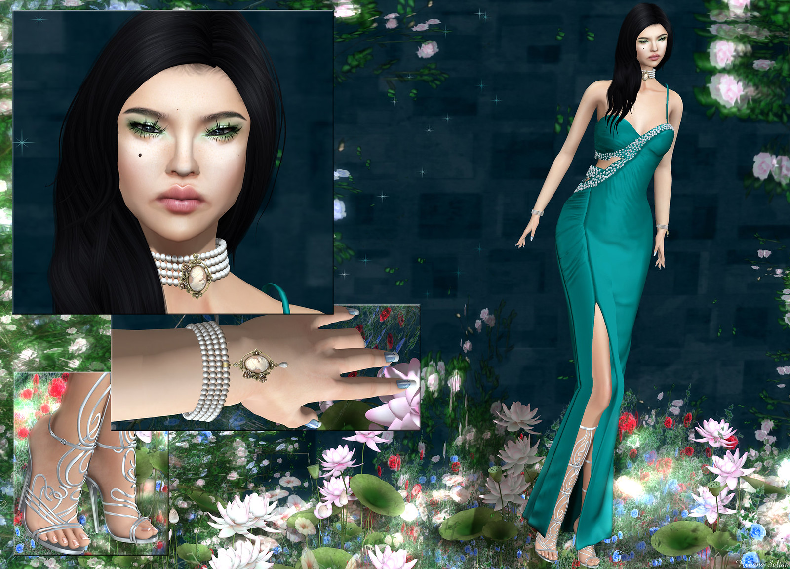 KELINI - Sexy Summer Dress