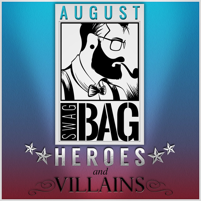 SwagBag August Theme