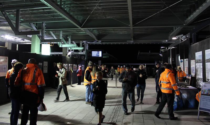 Mckinnon station, 1/8/2016