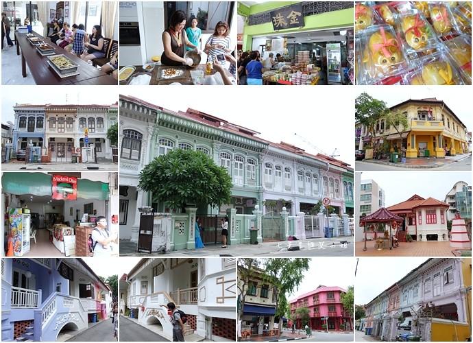 48 新加坡四天三夜自由行 美食美景購物