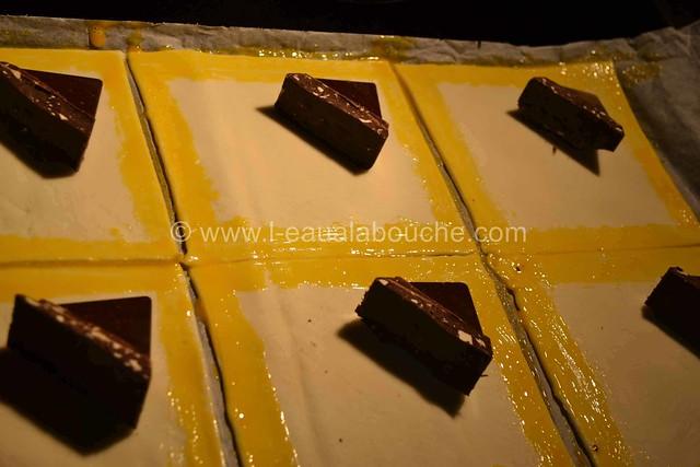 Triangles au Toblerone © Ana Luthi Tous droits réservés 08