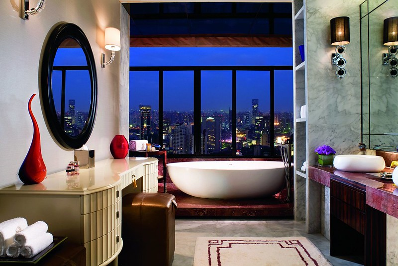 Suite at the Portman Ritz-Carlton Shanghai