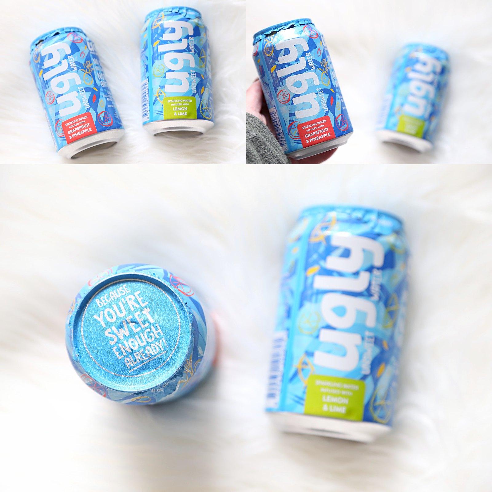 uglysparklingwater, ugly, sparklingwater, natural, glutenfree,