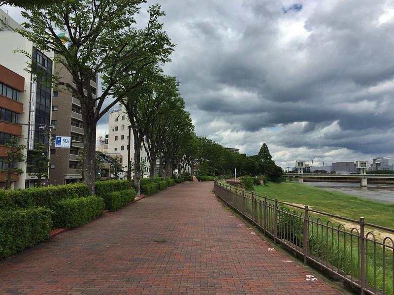 夏目漱石の碑 #1