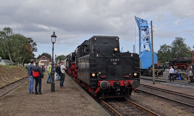 Station Beekbergen Terug naar Toen 2016 VSM BR 23