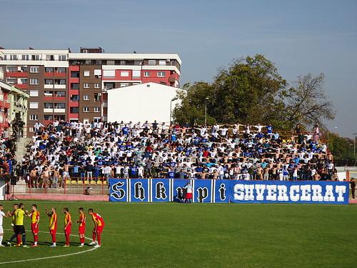 FK Makedonija GP 0:1 FK Shkupi