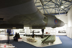 XL318 - - Royal Air Force - Avro 698 Vulcan B2 - RAF Museum Hendon - 080203 - Steven Gray - IMG_7155