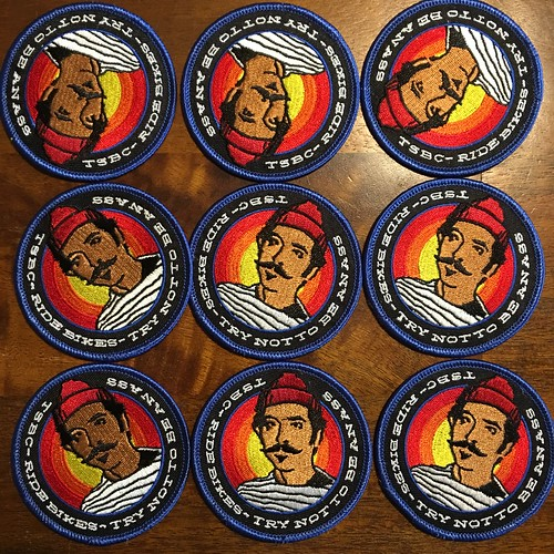 TSBC patches are in!