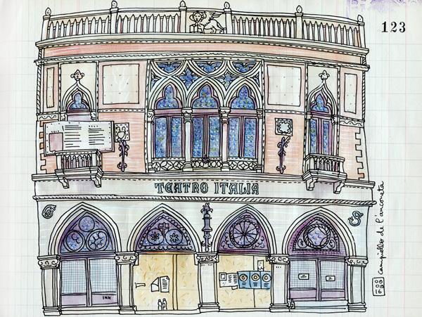 teatro italia