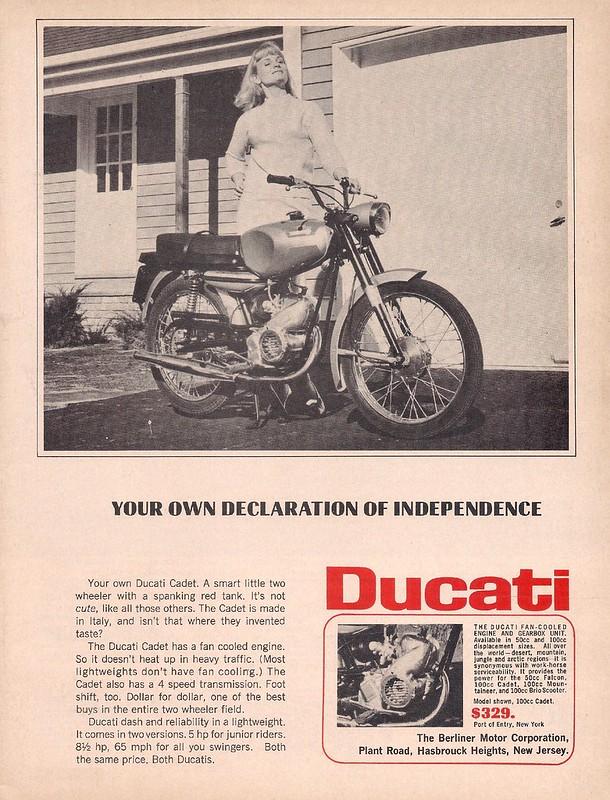 Ducati Cadet
