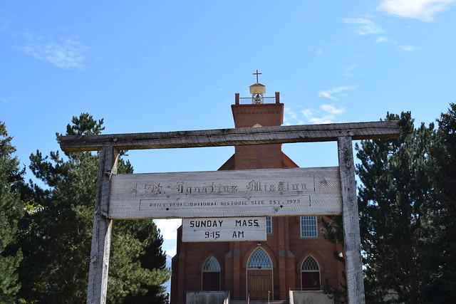 Saint Ignatius Mission, St. Ignatius MT