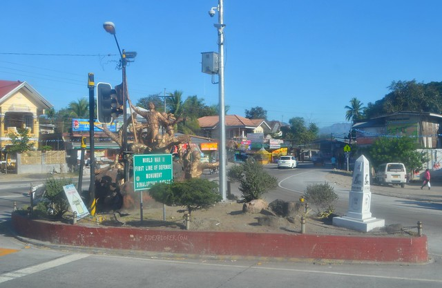 first line of defense monument bataan