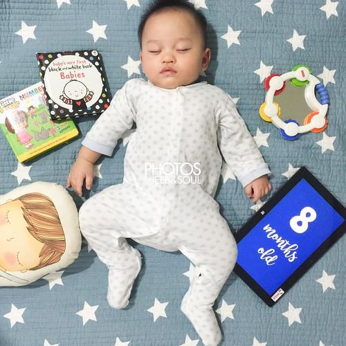 Zafeer @ 8 Months