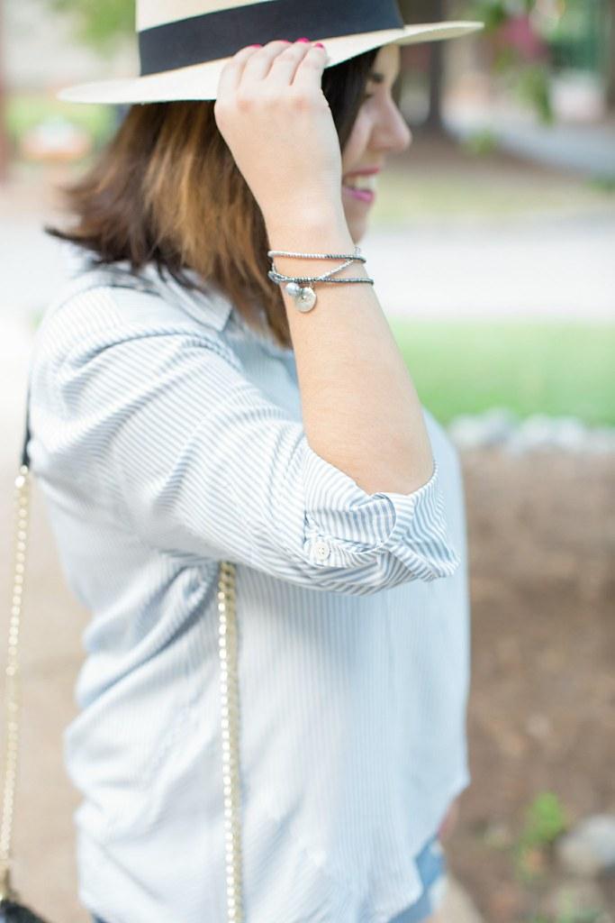 J. Jill compassion bracelet