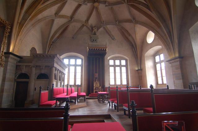 布拉格 城堡區 舊皇宮