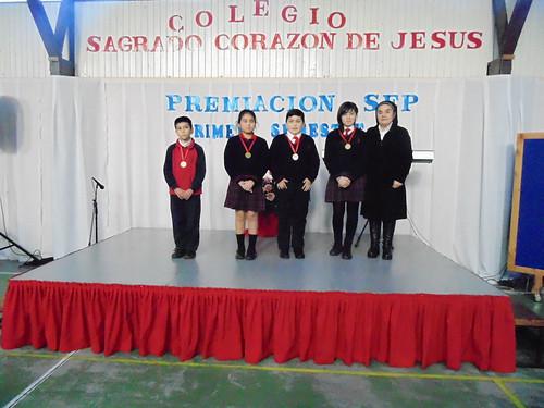 Premiación 1°Semestre2016