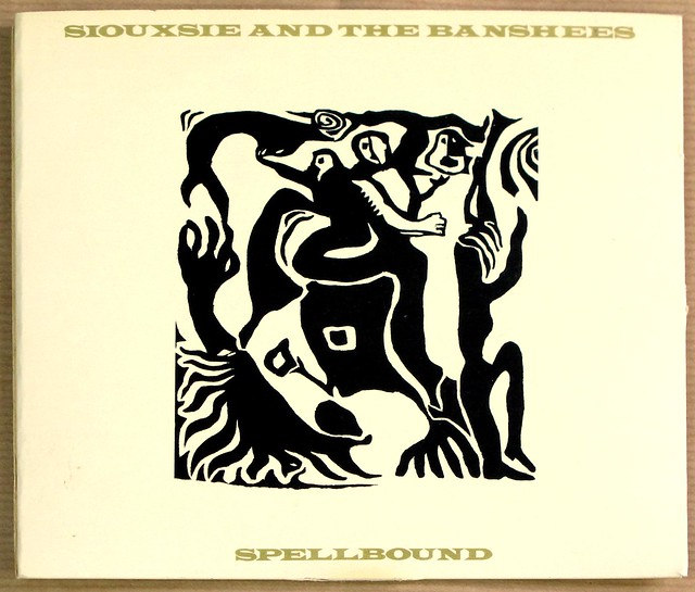 "SIOUXSIE & THE BANSHEES SPELLBOUND 7"" 45RPM PS SINGLE VINYL"