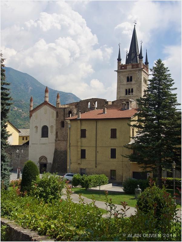 Excursion à la Sacra di San Michele 28428751644_b710c50c6b_b