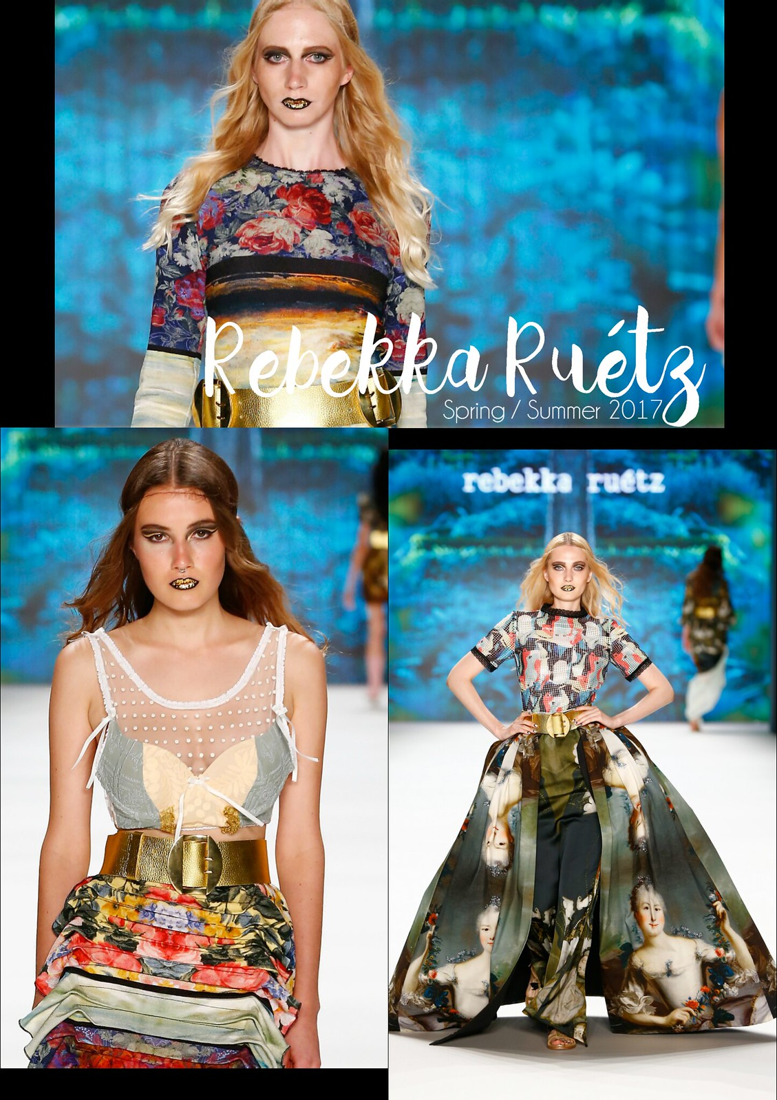 Rebekka Ruétz Spring Summer 2017 Collection Review I Style By Charlotte