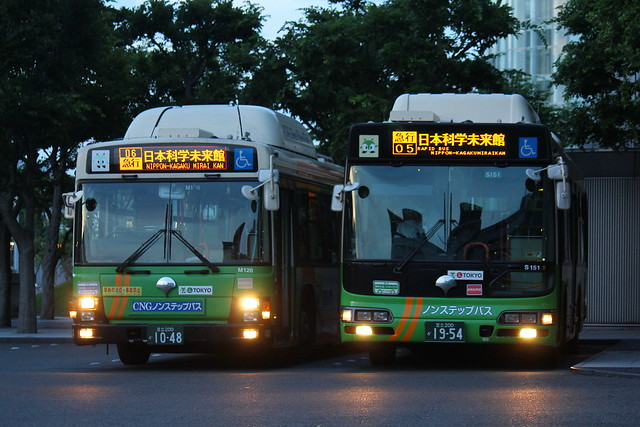 2016/07/02 東京都交通局 M126/S151