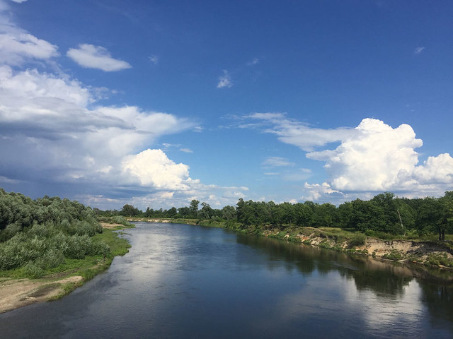 Sura river