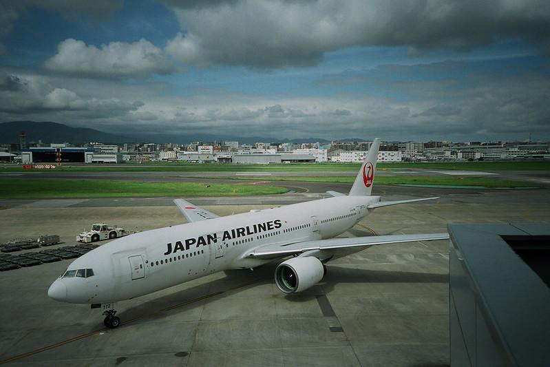 JAL / JA772J