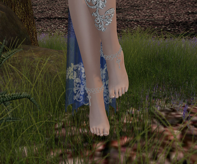 Athena anklets , included with Shoes for Slink high feet, Carries