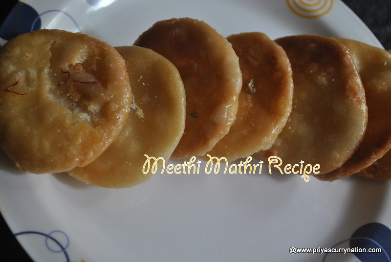 Meethi-Mathri-Recipe