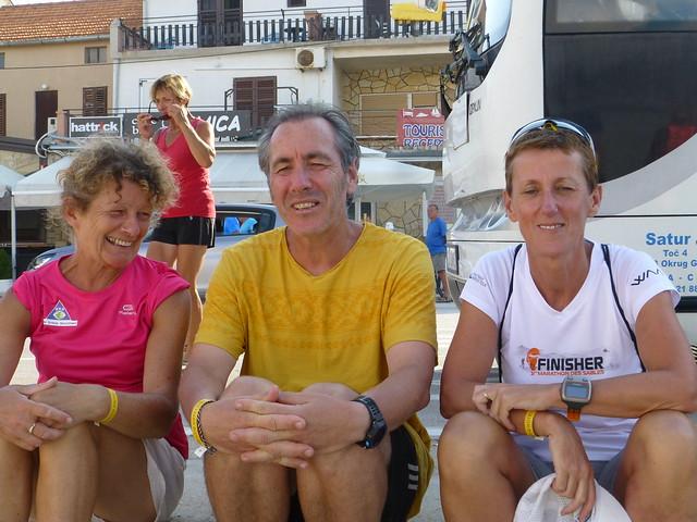 PLMC Athlétisme - Raid en Croatie 2016