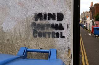 Mind control control