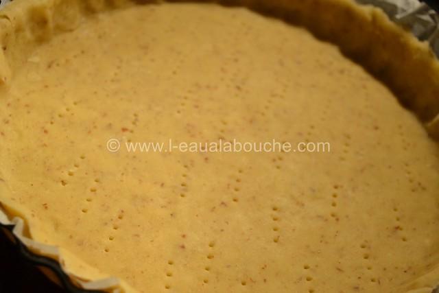 Pâte Sablée © Ana Luthi Tous droits réservés 17