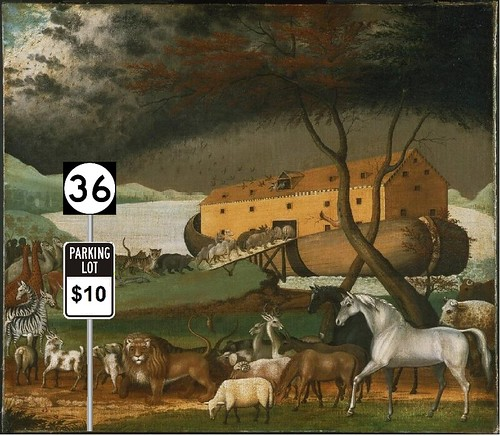 Ark encounter: State-Subsidized Religoius Tourism in Kentucky