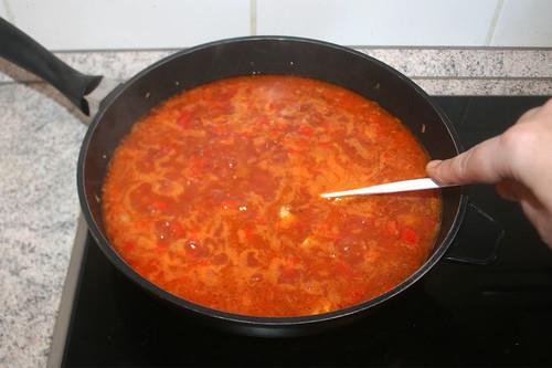 29 - Kurz aufkochen lassen / Bring to a boil