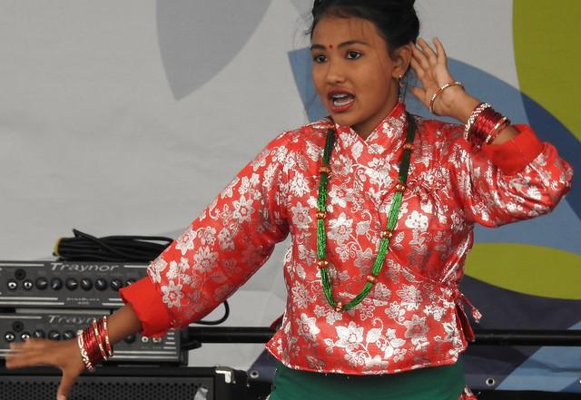 Nepali Dancer