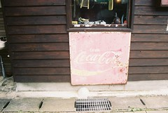 Old Signboard of COCA COLA(1606-9-030008)
