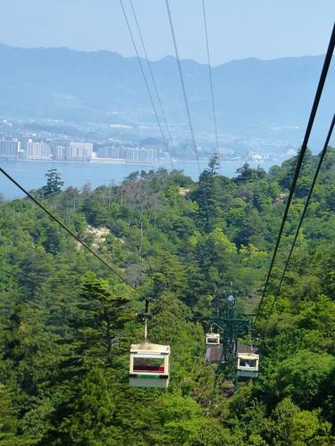 jp16-Myajima-Mont Misen-téléphérique (3)