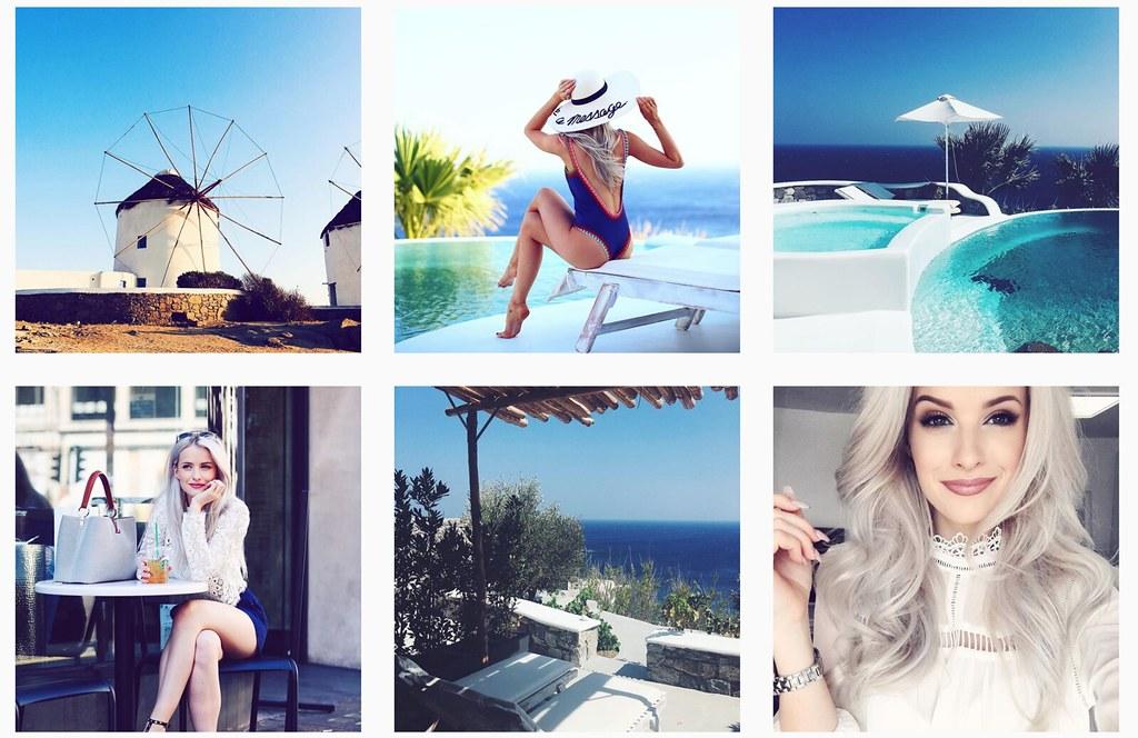 www.fashionartista.com - Instagram from Victoria @inthefrow