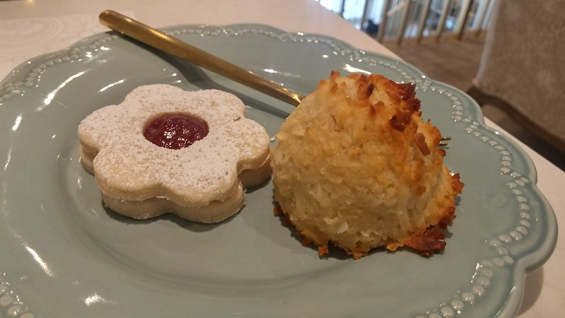 Sorelle & Co - Linzen cookie Macaroon