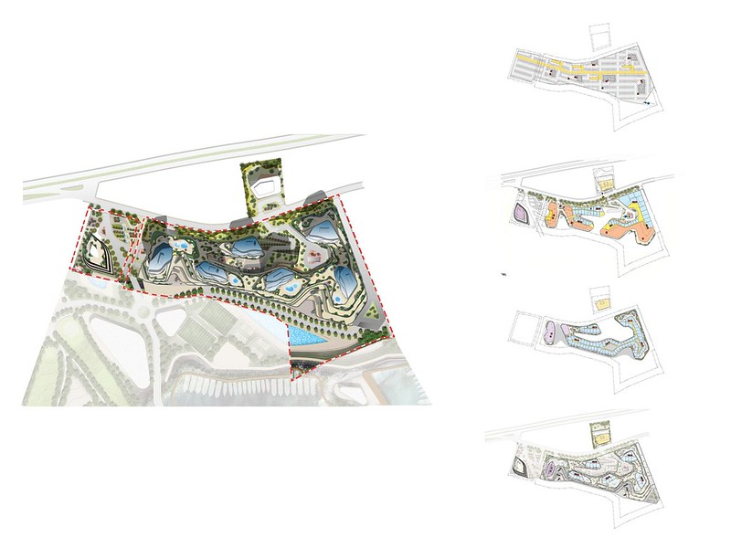 Рукотворные острова «Жемчужина Стамбула» от Forum Studio